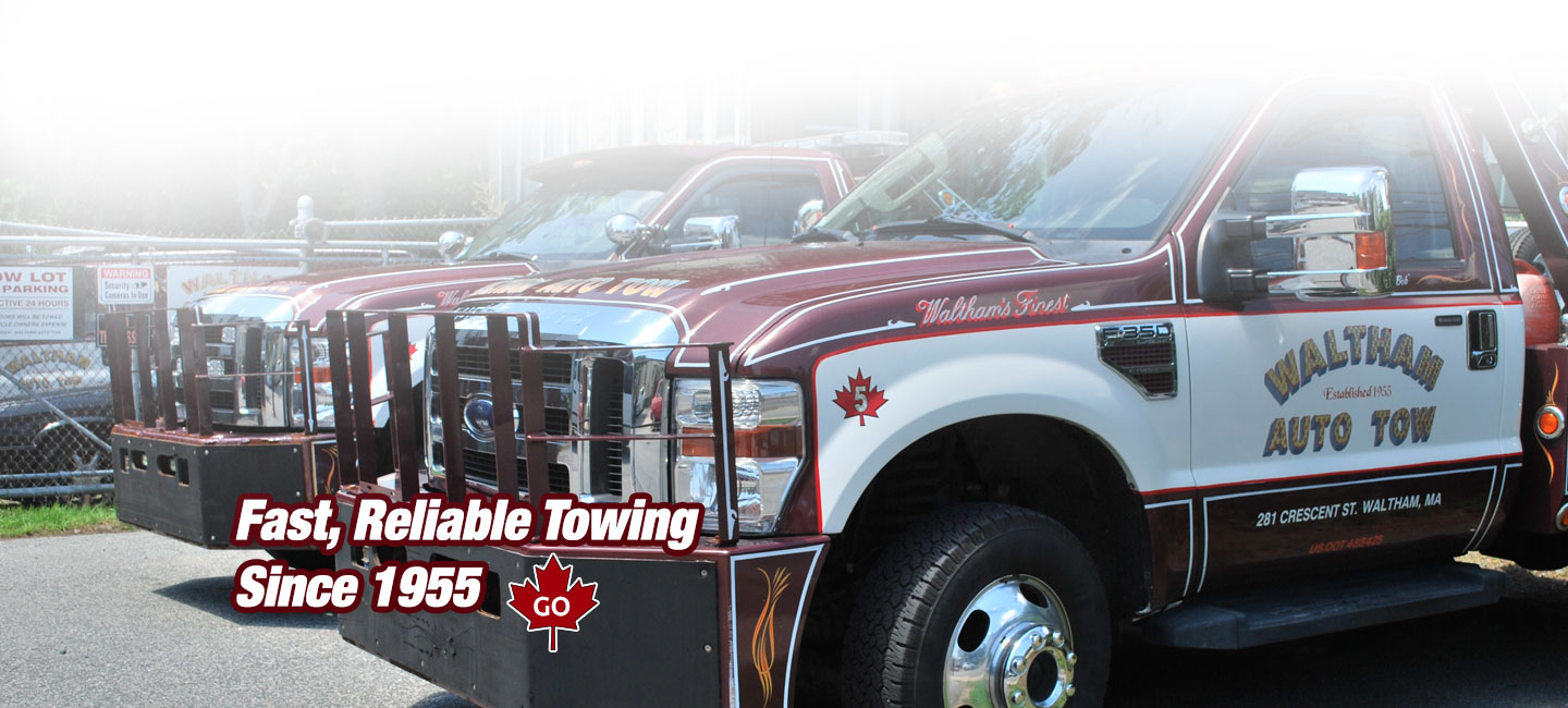 Reliable Car and Truck Towing Service