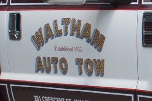 quality auto body repair in waltham mass